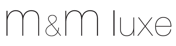 Logo M & M LUXE